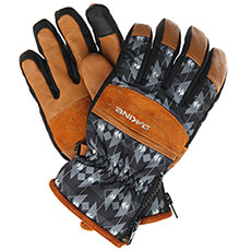 Перчатки сноубордические женские Dakine Corsa Glove Fireside Ii