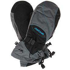 Варежки Dakine Cougar Mitt Charcoal/Black