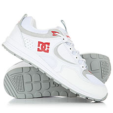 Кроссовки DC Kalis Lite White/Red