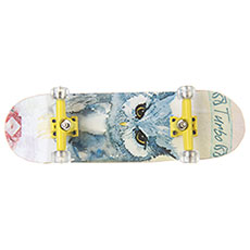 Фингерборд Turbo-FB Girls Edition Owl Multi/Yellow/Clear