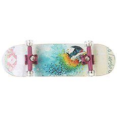Фингерборд Turbo-FB Girls Edition Parrot Multi/Purple/Clear