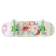 Фингерборд Turbo-FB Girls Edition Flower Multi/Green/Clear