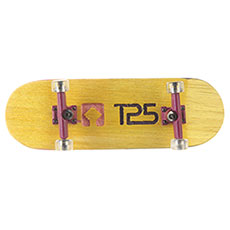 Фингерборд Turbo-FB P10 Wide Yellow/Purple