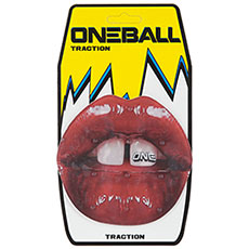 Наклейки на сноуборд Oneball Traction-Lips Assorted