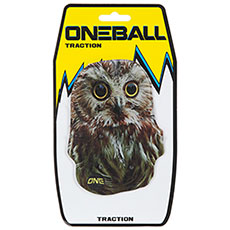 Наклейки на сноуборд Oneball Traction-Owl Assorted