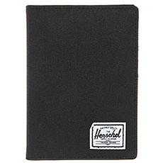 Обложка на паспорт Herschel Raynor Passport Holder Rfid Black