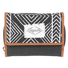 Кошелек женский Rip Curl Fresno Wallet Dark Grey