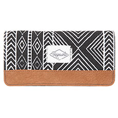 Кошелек женский Rip Curl Fresno Big Wallet Dark Grey