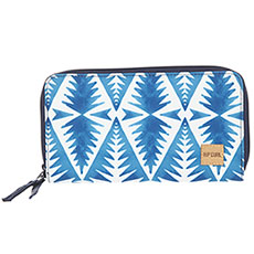 Кошелек женский Rip Curl Beach Bazaar Wallet Blue