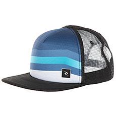 Бейсболка с сеткой Rip Curl React Trucker Cap Blue Indigo