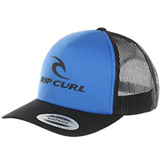 Бейсболка с сеткой Rip Curl Original Trucker Cap Turkish Sea
