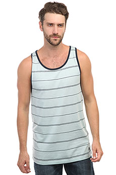 Майка Billabong Die Cut Stripe Sky Blue