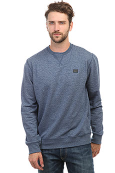 Свитшот Billabong All Day Crew Dark Blue Heath