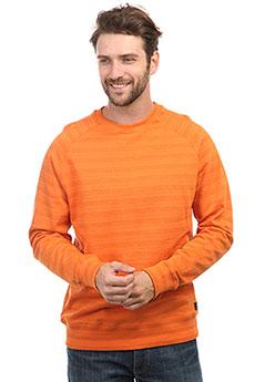 Свитшот Billabong Die Cut Stripe Crew Dark Orange