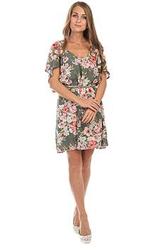Платье женское Billabong Fine Flutter Clover
