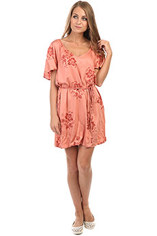 Платье женское Billabong Fine Flutter Sunburnt