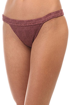 Плавки женские Billabong Way To Love Plum Berry
