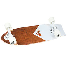 Скейт круизер Quiksilver New Wave Wood Stoat 9 x 28 (71 см)