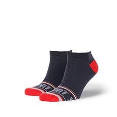 Носки Запорожец Спорт Печать Темно-синий