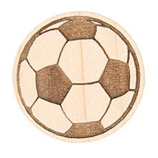 Значок Запорожец Х Waf-Waf Просто Мяч