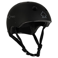 Шлем для скейтборда Pro-Tec Classic Cert Matte Black