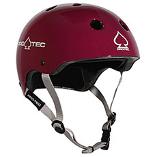 Шлем для скейтборда Pro-Tec Classic Skate Gloss Eggplant