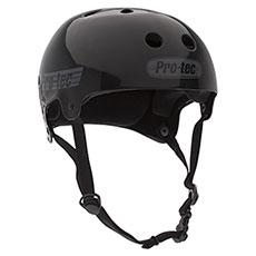 Шлем для скейтборда Pro-Tec Bucky Solid Black
