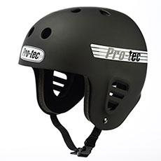 Шлем для скейтборда Pro-Tec Full Cut Skate Matte Black