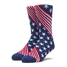 Носки Huf July 4th Sock Navy