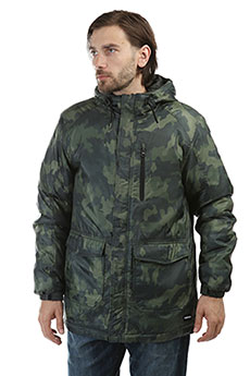 Куртка зимняя Footwork Stance Insulated Camo