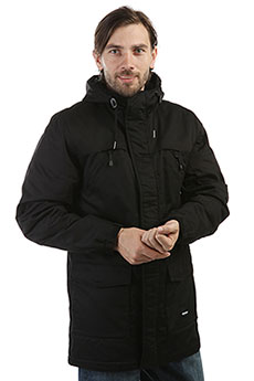 Куртка парка Footwork Urban Fishtail Black