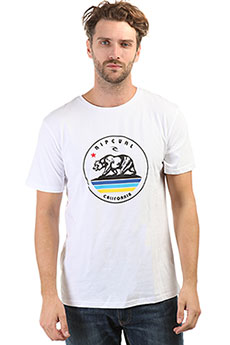 Футболка Rip Curl Newbear Tee Optical White