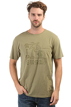 Футболка Rip Curl Toucanos Pocket Tee Mermaid
