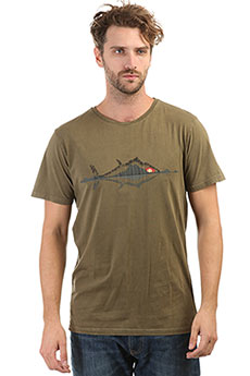 Майка Rip Curl Peuchcaille Tee Sea Turtle