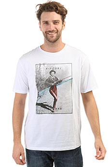 Футболка Rip Curl Good Day Bad Day Tee Optical Whitе