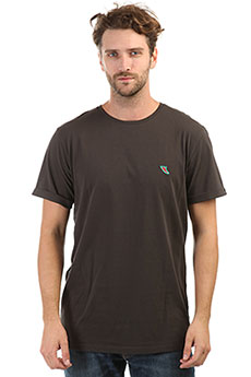 Футболка Rip Curl Search Badge Tee Pirate Black