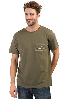 Футболка Rip Curl Surfco Pocket Tee Sea Turtle