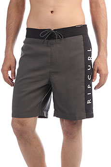 Шорты Rip Curl Semi-elasticated Authentic Charcoal Grey