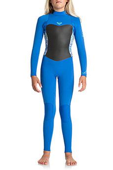 Гидрокостюм (Комбинезон) детский Roxy G43 Syn Bz Gbs Sea Blue Ii