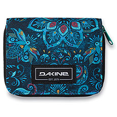 Кошелек женский Dakine Soho Blue Magnolia