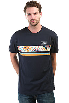 Футболка Billabong Team Stripe Navy