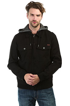 Куртка Billabong Barlow Canvas Black