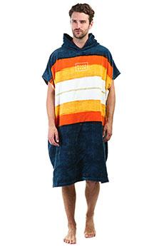 Пончо Billabong Hoodie Towel Slate