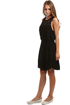 Платье женское Rip Curl Shelly Dress Black