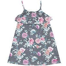 Платье детское Rip Curl Wild Flower Dress Black