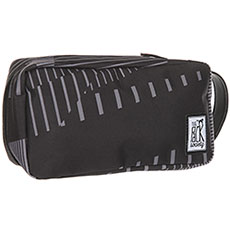 Пенал The Pack Society Bum Bag Black Stripe Allover-70