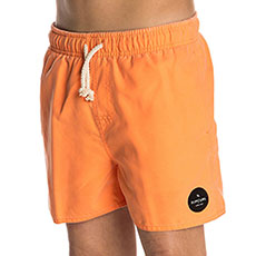 Шорты пляжные детские Rip Curl Solid Volley 13 Orange