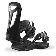 Нижняя Застежка Union Bindings Toe Sawblade - Expedition + Falcor Black