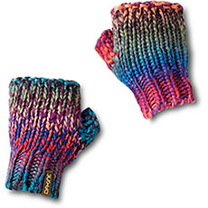 Перчатки Dakine Jade Fingerless Glove Rainbow