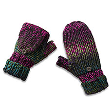 Варежки Dakine Jade Flap Mitt Wildberry